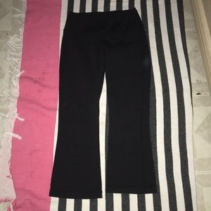 Lulu cropped leggings